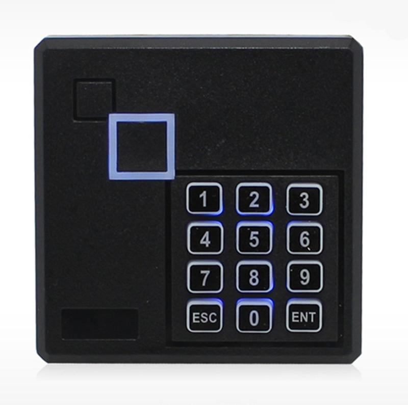 5000 User ID Card & Password Door Access Control Support Extenal Card Reader user