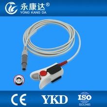 BCI Autocorr Mini Torr adult finger clip blood pressure pulse sensor,7pins