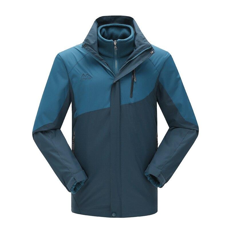 2018 new popular Ski Jacket Winter Snowboard Suit Men's Outdoor Warm Waterproof Windproof fl ski gloves snowboard