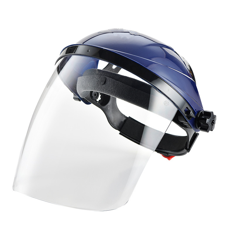 JAISATI Transparent protective masks polish protection kitchen anti - oil splashing workers protective welder masks jaisati transparent protective anti oil splash welding mask headset plexiglass protective masks
