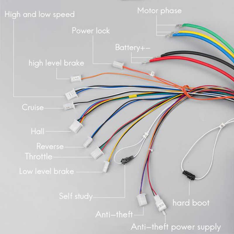 72v Wiring Diagram - Wiring Diagram Work on