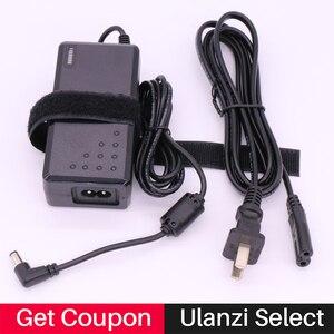 Image 1 - Ulanzi เหยี่ยว FALCON AC Power Adapter สำหรับ Yongnuo YN300 III YN300III YN300Air YN600 YN600L II กล้อง LED สำหรับ canon