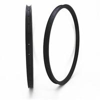 29er carbon rims disc mtb wheel XC 30x30mm tubeless carbon mtb disc rims 380g bicycle rim MTB bike wheel ERD 478mm MTB rim