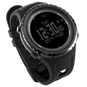 Здесь продается  SunRoad FR830 Waterproof Men Outdoor Sports Barometer TIDE Watch Men Wristwatch  Бытовая электроника