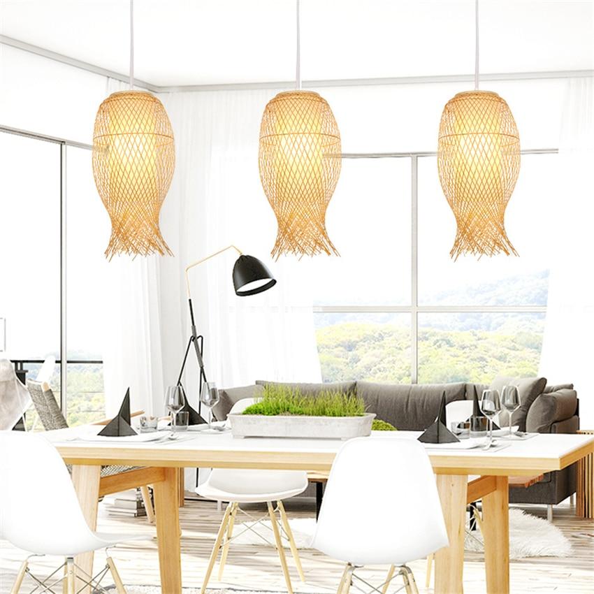 Modern Light LED Vintage Loft Chandeliers Bedroom Dining Room Pendant Lamps Hotel Lobby Hanging Lamps Kitchen Lights Avize Deco цена