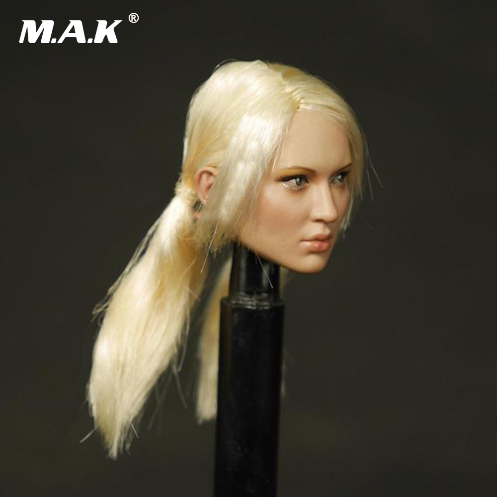 SO-05 1/6 Sucker Punch Baby Doll Emily Head Sculpt Model Toys for 12 inches Female Body Figure
