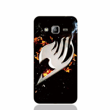 Fairy Tail Print Case For Samsung