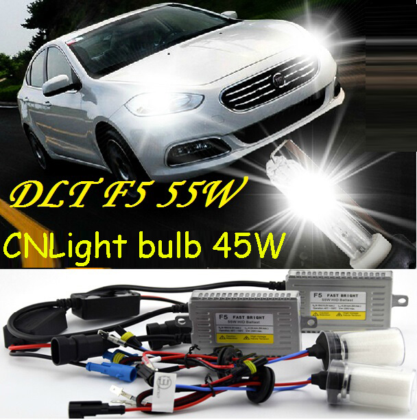 DLT 12V AC 55W Premium Quick Start Fast Bright Xenon HID Lamp Kit Replacement With Digital Slim Ballast Reactor Ignition Block yaopei rear view backup camera parking assist camera bb5t 19g490 ae for ford explorer