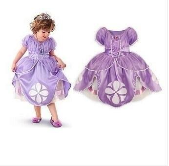 Платья больших принцесс