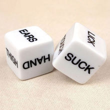 1 Pair Adult Love Erotic Game Dice Sexy Romance Bachelor Party Novelty Toy