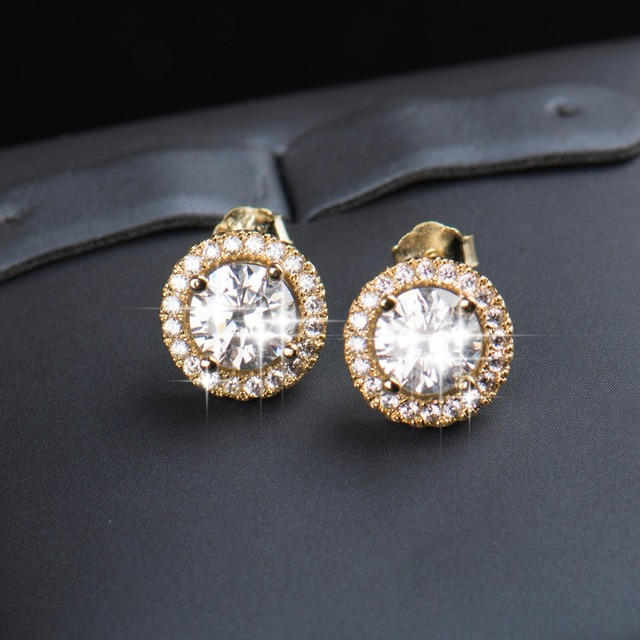 Earrings Ring Necklace Bridal Jewelry