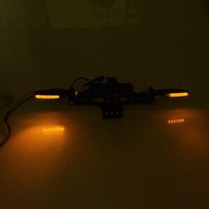 Image 2 - درابزين المزيل إطار لوحة الرخصة بدوره مصباح إشارة الذيل مرتب لهوندا CBR 400RR 900RR 893cc 919RR SC33 NC29 NC28 1992 1999