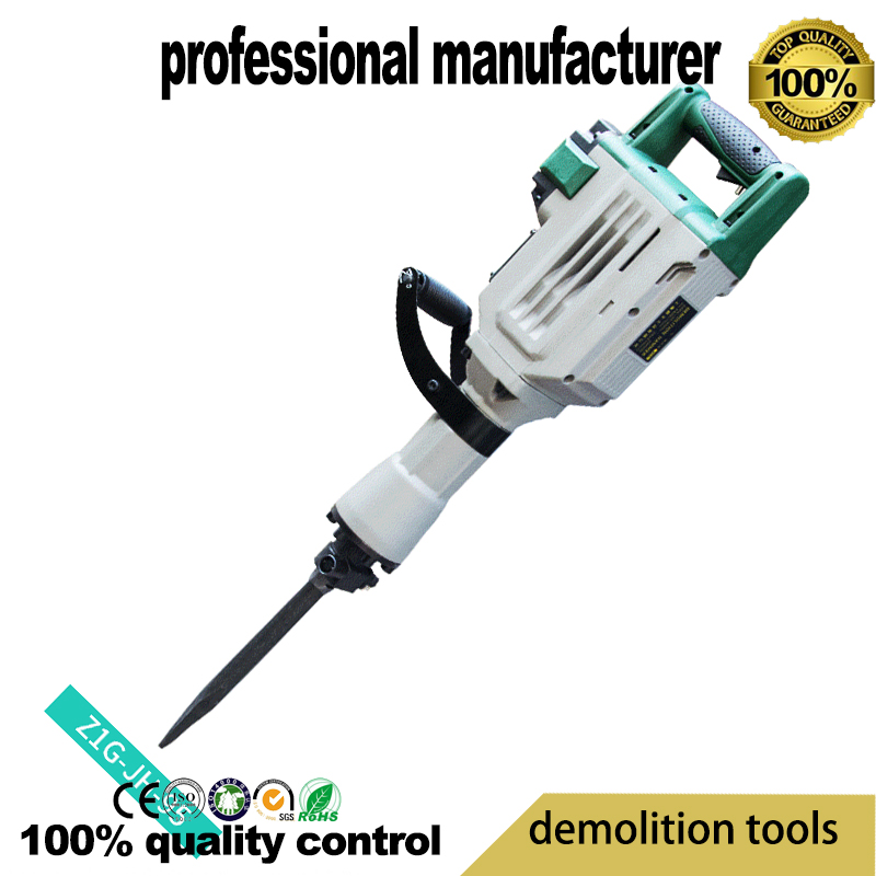demolition breaker tool electrical breaker hammer for wall brake for cement broken at good price цена