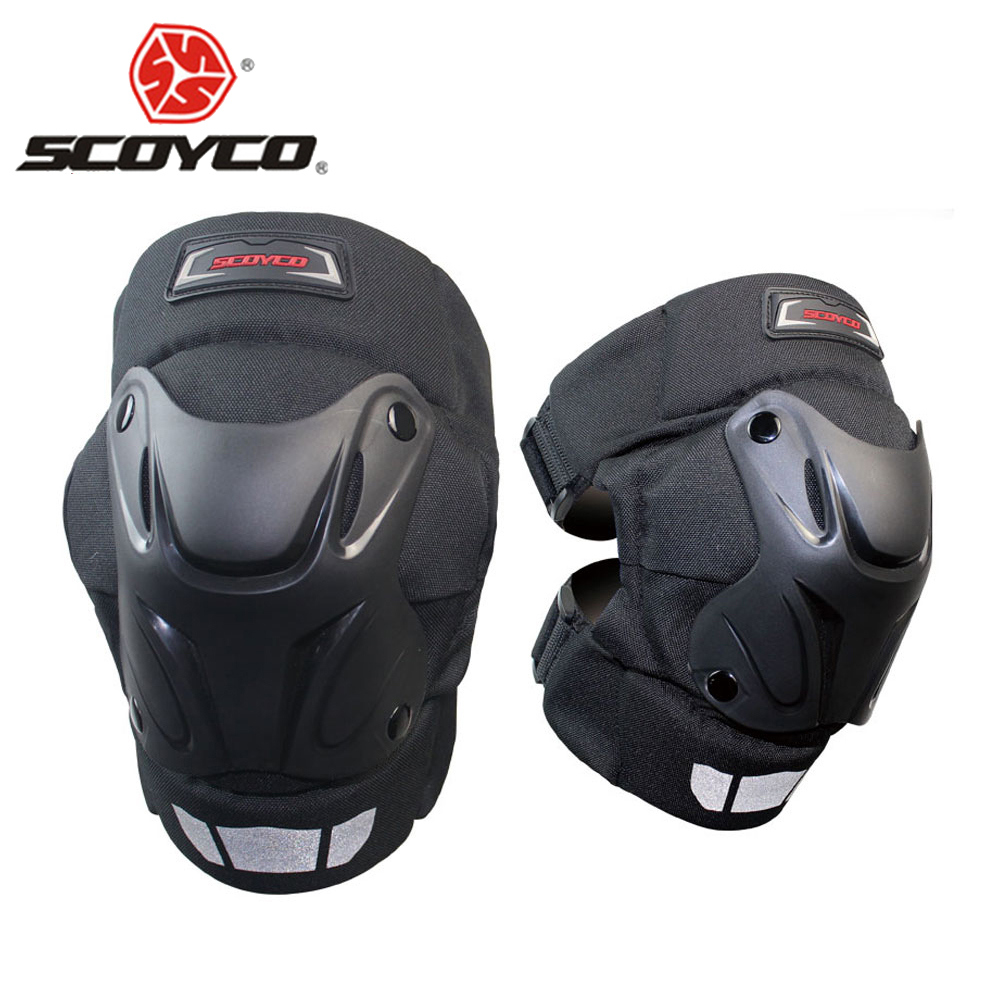 Scoyco наколенники мотокросс мотоцикл наколенники защитный ветрозащитный мото Колени колодки протектор мотоцикла защиты оборудования