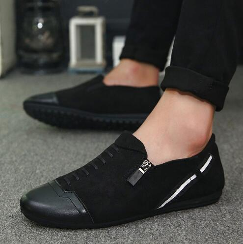 POPIGIST 2018 New fashion comfortable men Red casual shoes