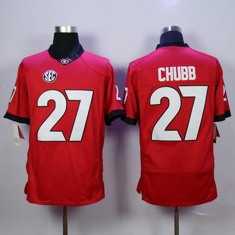 nick chubb 27 jersey