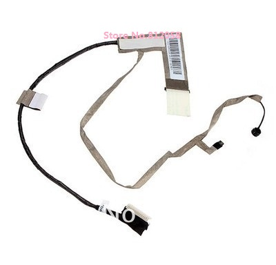 WZSM NEW LCD Cable For Asus N61 N61Ja N61Jq N61Jv N61VN N61VG N61Da N61VF laptop LCD Video Cable P/N 1422-00PL000 Free shipping new lcd flex video cable for toshiba satellite l870 l875 l875d c870 c870d c875d c875 laptop lvds cable p n 1422 0159000