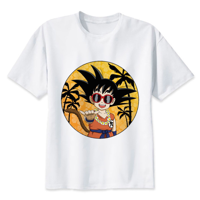 dragonball z super saiyan t shirt