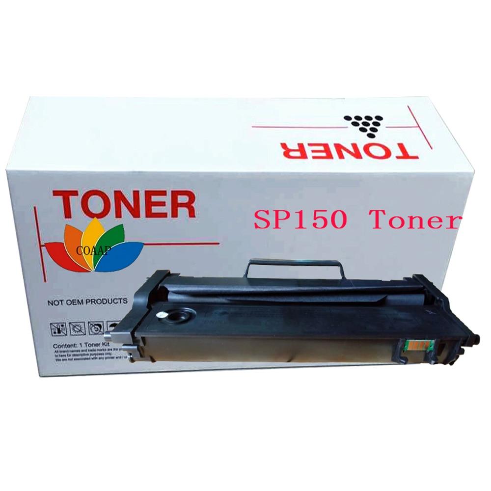 1x Compatible SP150 Black Toner Cartridge For Aficio SP150SU SP150SUW SP150W SP150S SP150SF SP150X Ricoh Laser