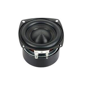 Image 4 - Tenghong 1pcs 3 Inch HIFI Bass Speaker 4Ohm 8Ohm 25W Portable Audio Speaker Unit Bookshlef Subwoofer Home Theater Loudspeaker