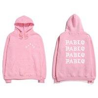 Professional Dropshipping Hip Hop Hoodies Men I Feel Like Pablo Streetwear Hoodie Sweatshirts 5