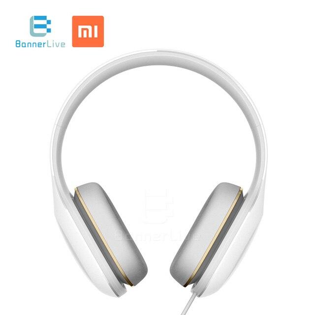 Original Xiaomi Mi Hi-Res Audio Stereo Headphone with Mic 3.5mm Music Earphone Beryllium Diaphragm Microphone Luxury Headset