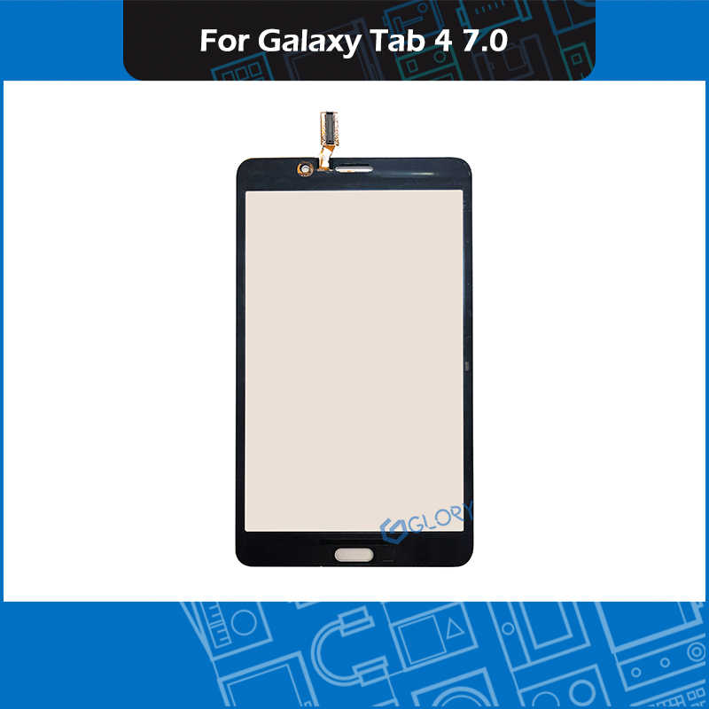 جديد اللمس شاشة لسامسونج غالاكسي تبويب 4 7.0 T231 SM-T231 شاشة الكريستال السائل اللوحي لمس لوحة زجاج استبدال