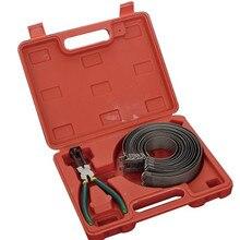 Автомобильный поршневой компрессор, поршневое кольцо, инструмент для разборки поршневых колец, монтажный зажим, инструмент для ремонта авто, инструменты