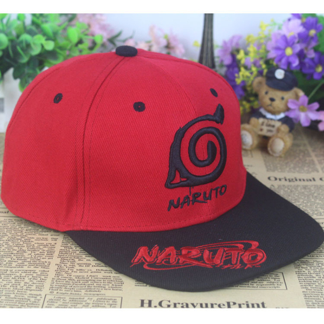 Anime Naruto Adjustable Baseball Hat Cap