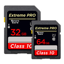Flash 32GB 16GB SDHC   64GB 128GB 256GB SDXC WiFi SD Card UH