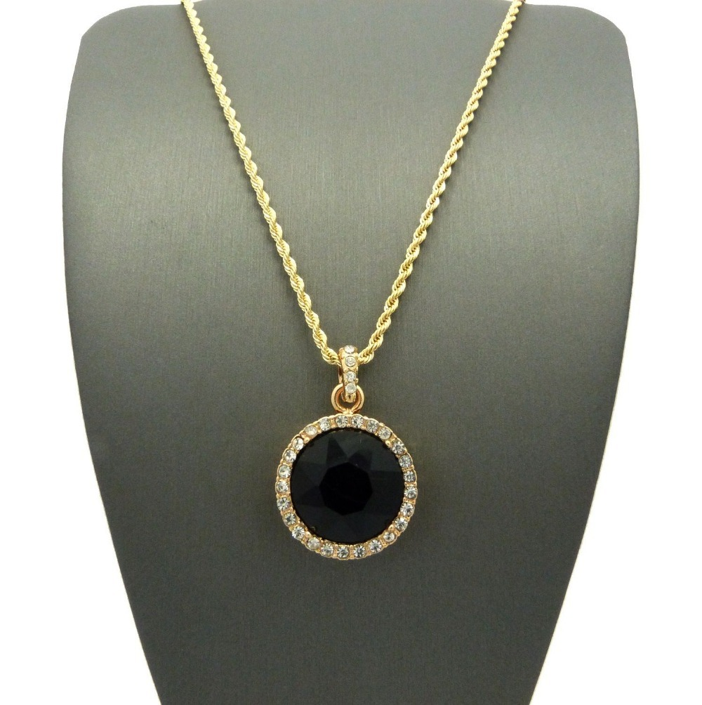 jewels pendant cz chains onyx necklace aura gods chain jewelry the gold products