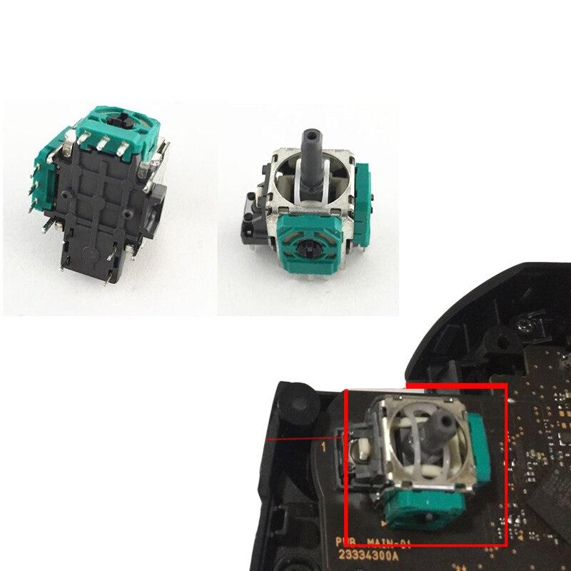 For Nintend Switch NS Pro Controller Joypad Replacement Part ALPS 3D Analog Joystick Thumb Stick Joystick Sensor Module Original