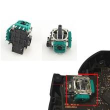 Nintendスイッチnsプロコントローラージョイパッド交換部品alps 3Dアナログジョイスティック親指スティックジョイスティックセンサーモジュールオリジナル