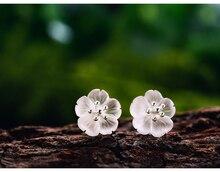 Taavi Sterling Silver Stud Earrings
