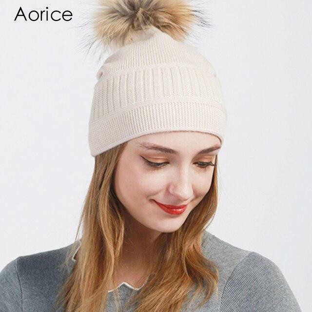 Aliexpresscom Comprar Aorice Knitting Gorros Sombrero de