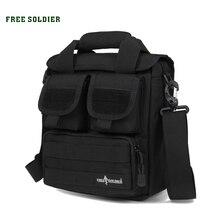 Outdoor Sports Men Tactical Handy Bags