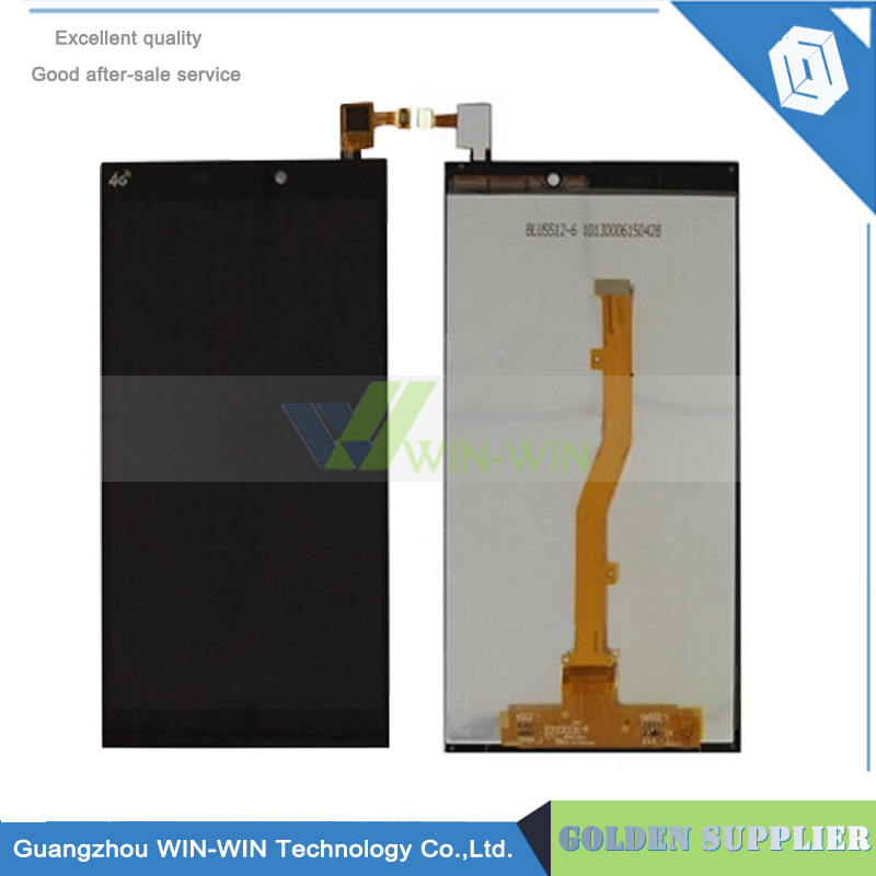 ORANGE NURA Completa M812 2nd lcd for Alcatel One Touch M823 N1 Max LCD Display Touch Screen Digitizer Assembly