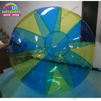 Human sized hamster ball / adult dancing water walking ball / inflatable water ball for kids