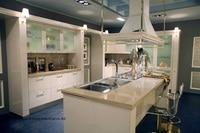 PVC/vinyl kitchen cabinet(LH PV086)