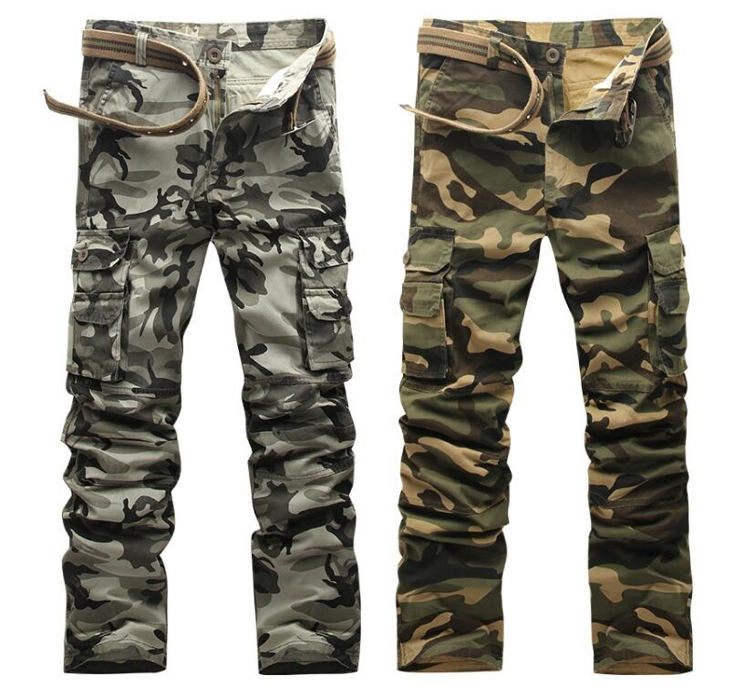 High Quality Man Camouflage Winter Windproof Hunting  Military Pant Outdoor Trousers Army Hiking Camping Pant