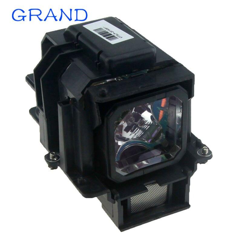 VT75LP / 50030763 / VT70LP Replacement projector lamp With housing for LT280/LT380/VT470/VT470K+/VT670/VT670K+/VT676 awo compatibel projector lamp vt75lp with housing for nec projectors lt280 lt380 vt470 vt670 vt676 lt375 vt675