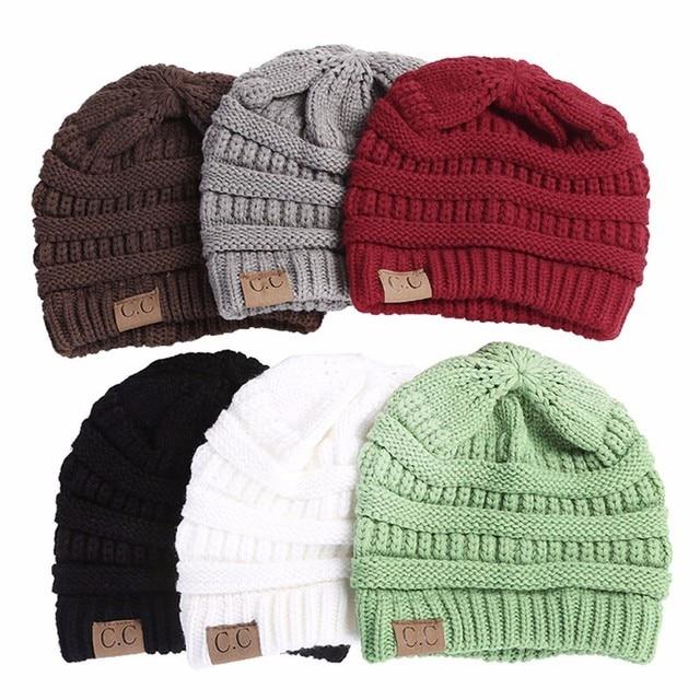 9211c3ebfa7 Men s Knit Slouchy Baggy Beanie Oversize Winter Hat Ski Slouchy Cap Skull  Women