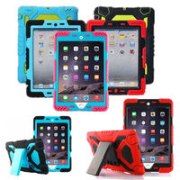 Extreme Military Heavy Duty Waterproof Dust Shock Proof Stroke With Stand PC Hard Silicone 2