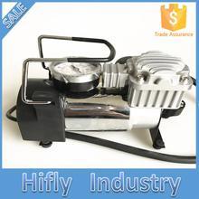 공기 압축기 헤비 듀티 AC 220V/110V 100 PSI 965kPA 전기 타이어 타이어 팽창기 펌프 오토바이 오토바이