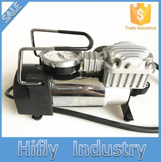 Air Compressor Heavy Duty AC 220V/110V 100 PSI 965kPAไฟฟ้ายางInflatorปั๊มสำหรับautoจักรยานรถจักรยานยนต์