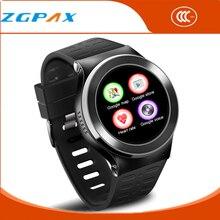 2016 neue Arrivel Android Wear Tragbare Geräte Herzfrequenz GPS uhr Spielen Google Store Kartenbildschirm WIFI Smartwatch Android 5.1 S99