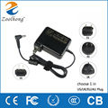 20V 4.5A 90W 5.5*2.5mm  laptop AC power adapter charger for LenovoY500 Y485 Y460P Y570 Y580 Y450  US/EU/AU/UK Plug