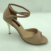 4b8c8b8a9 Confortável e Fashional Argentina Tango Sapatos de Dança de casamento & do  partido sapatos para as mulheres T6282A-FL