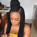 Braiding Hair Extension Synthetic Hair For Braid 165g Crochet Braid Hair For Braid