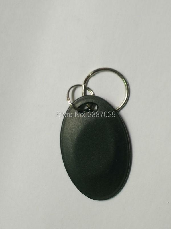 1000pcs/lot Black Long Distance Waterproof ABS UHF Tag Alien H3 RFID Keyfob Keychain Key Fob Tag